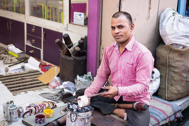 Bundi Bangle Vendor