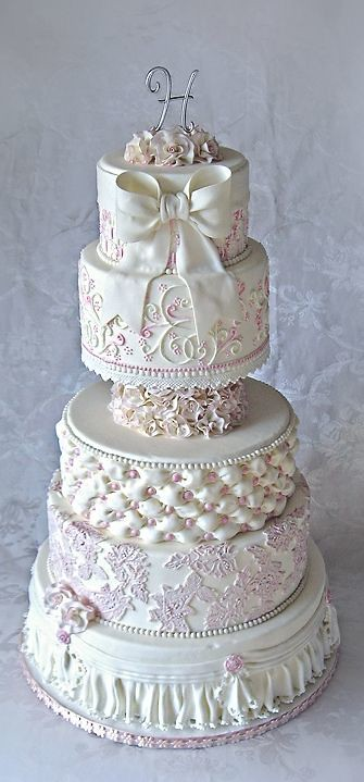 Wedding Cake by Project Wedding
