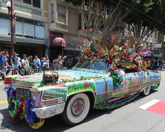 47 Star One w with Wardell Walters SF Carnaval Parade 2016  420