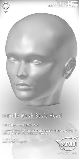CATWA HEAD Tumble