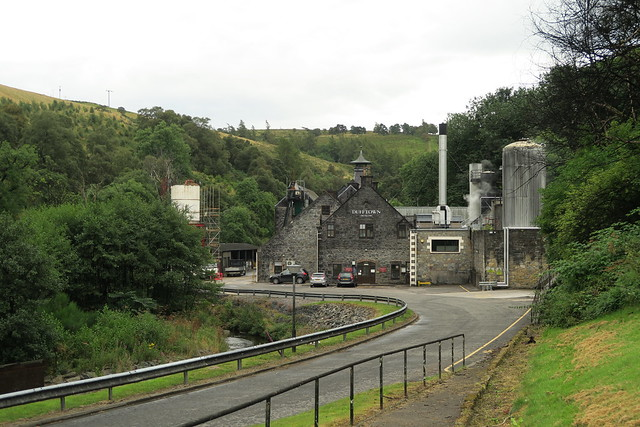 Dufftown - the malt whisky capital