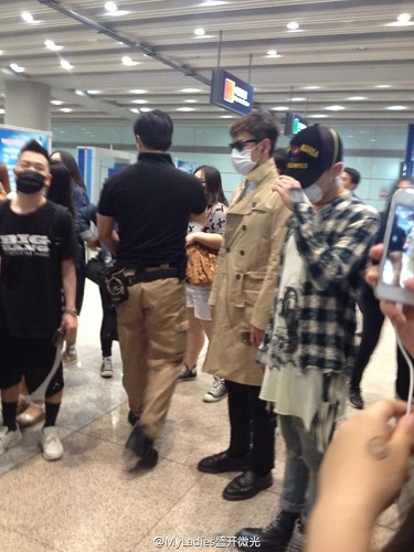 Big Bang - Beijing Airport - 05jun2015 - MyLadies盛开微光 - 02