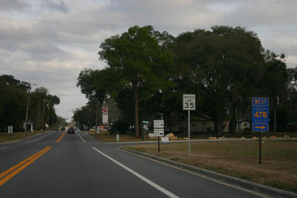 City of center hill sumter county florida tripcarta for Florida grande motor coach resort