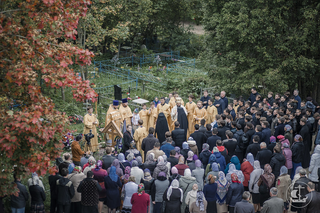 18 сентября 2016, Богослужение в деревне Бегуницы / 18 September 2016, Divine service in Begunitsy Village