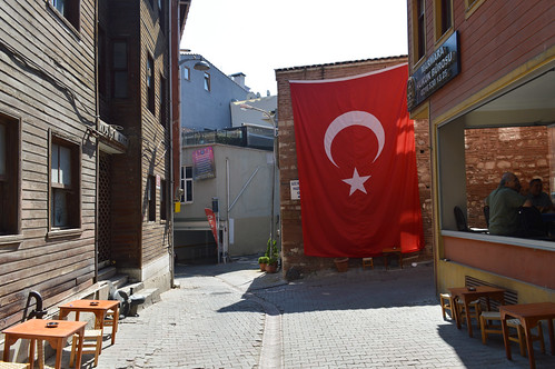 Patriotism in the wake of a coup attempt
