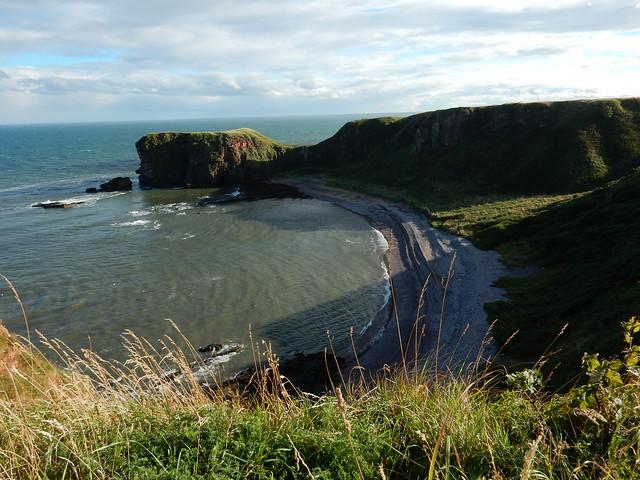 Lovely coastal path, Angus