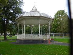 Lightwoods Park, Bearwood - bandstand