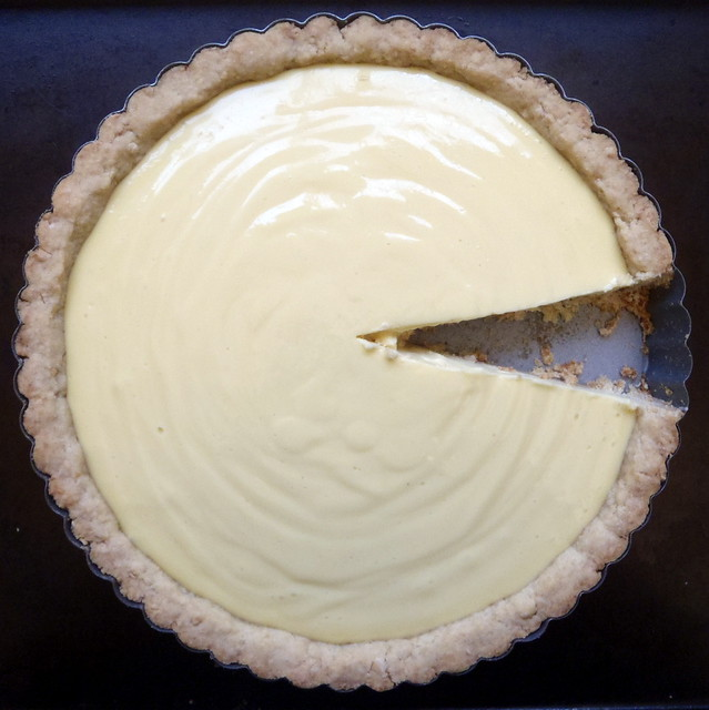 Tartine Lemon Cream Tart