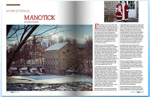渥太华家庭生活杂志,2012年12月