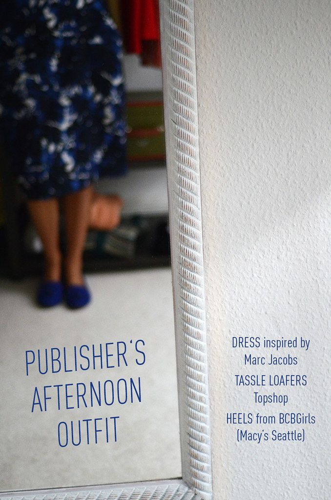 A Publisher's Afternoon Dress