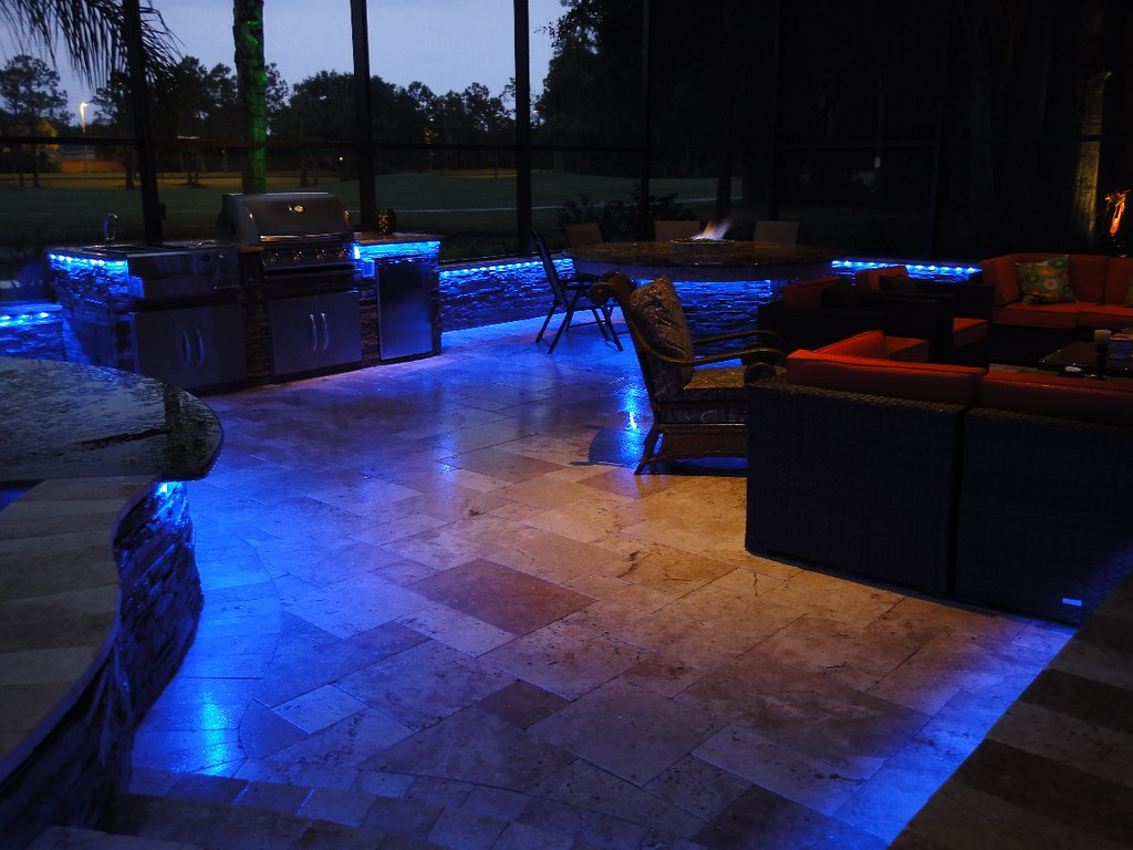 Led Patio Lighting View On Flickr