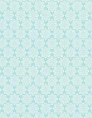 LETTER/STANDARD size JPG small batik flower Snowflakes 350dpi