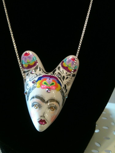 Frida Kahlo Bunny/Heart