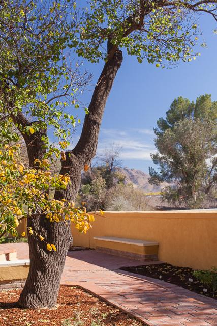 Tumacacori Garden Wall