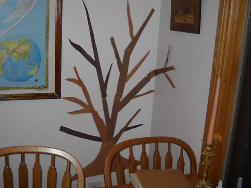 Bare Jesse Tree