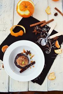 десерт из свеклы с орехами