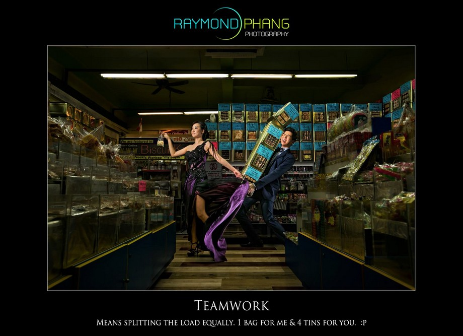 Raymond Phang Photography - Conceptualised Pre-Wedding 6