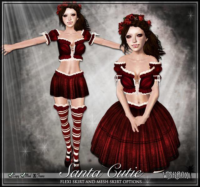 Santa Cutie 3