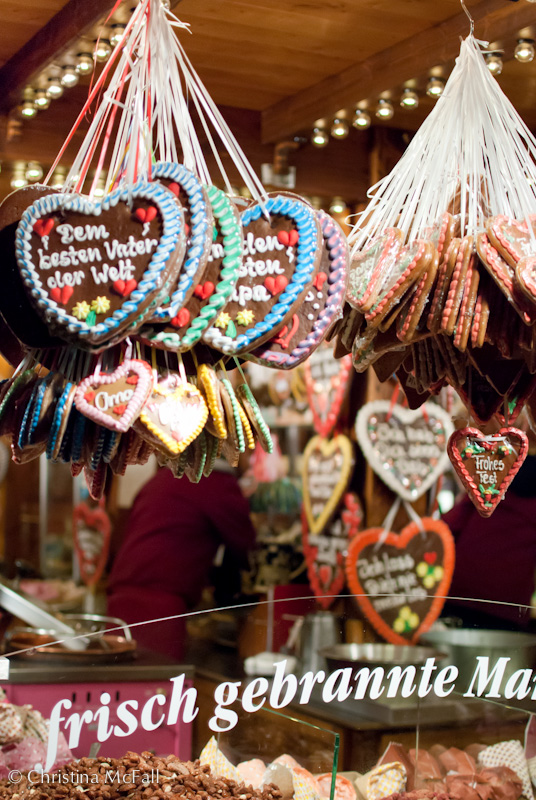 Daily photo: gingerbread hearts