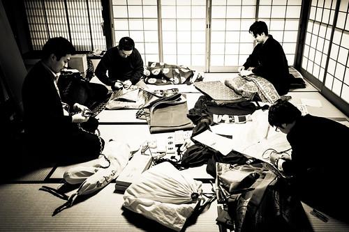 修学院きらら山荘 - 新年を寿ぐ能 - 02