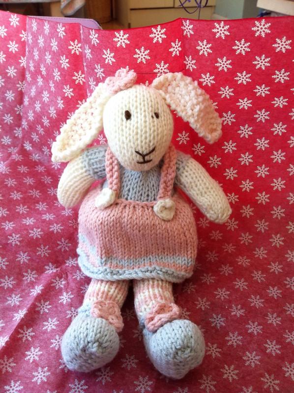 Knitting Lifeline After The Fact : Shabbychicsarah december