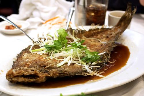 fried flounder @ fuleen
