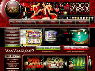 Superior Casino Home