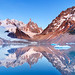Laguna Torre Sunrise by sara winter