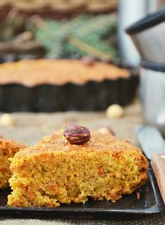 морковный пирог.6