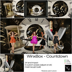 WWinx - WinxBox - Countdown  - My Attic @ The Deck