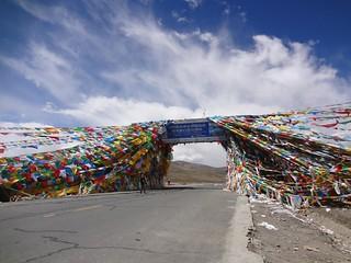 Gyatso La 5248m Tibete