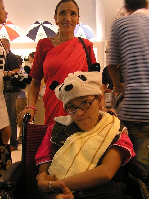 Fwd: झमक कुमारी घिमिरेको ताइवान यात्रा !