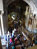 Rotunda in the Church of the Holy Sepulchre