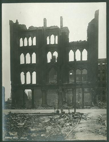 Pioneer Building SF 1906