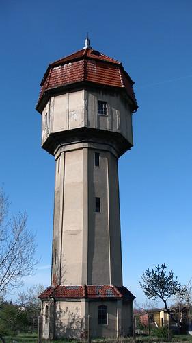 Wieża ciśnień Biała Prudnicka