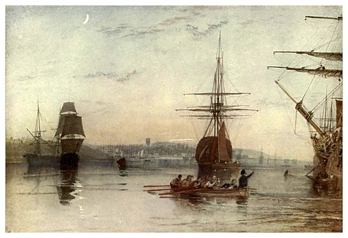 020-Cowes 1830-The water-colours  of J. M. W Turner-1909