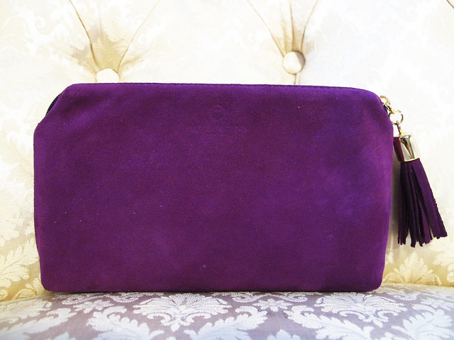 Cosmetic bag from Palmgrens