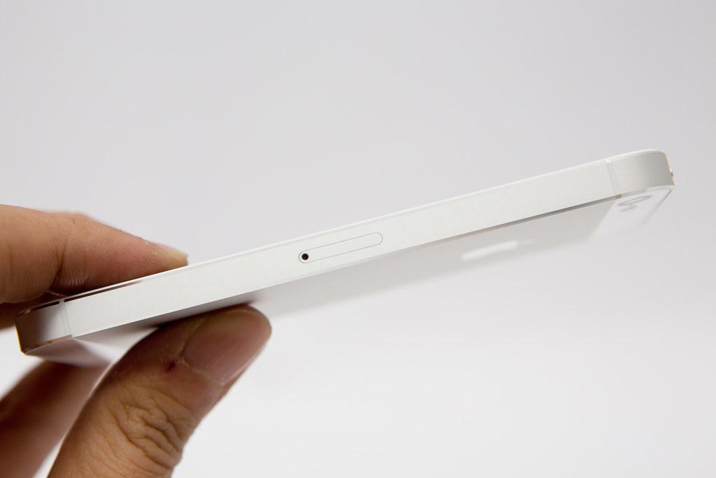 Apple iPhone 5 白色款開箱分享 @3C 達人廖阿輝