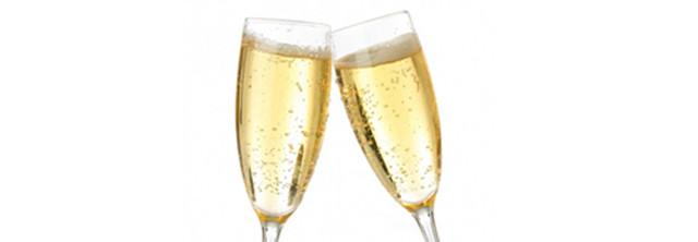 Burbujas navideñas: cava, champán y sidra