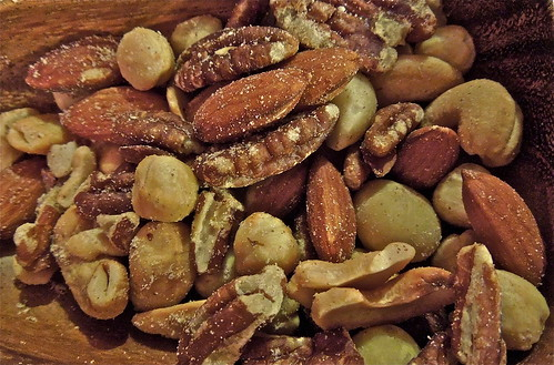 Mixed Nuts by Irene.B.