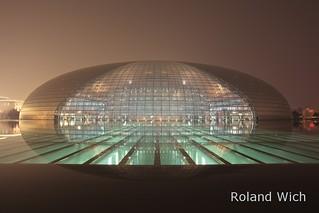 Beijing - National Grand Theatre