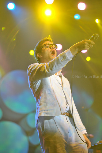 Mayer Hawthorne at Java Jazz 2012