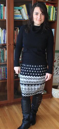 """""""Charlotte"""" skirt"""