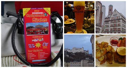 Resor 2012: München och Salzburg