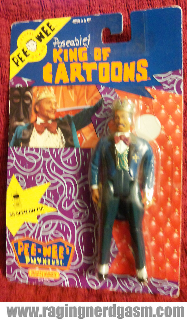 Pee - Wee Playhous King on Toys Matchbox