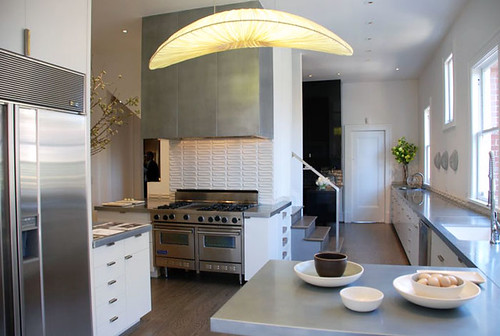 High-end kitchen in San Francisco