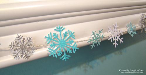 Snowflake Twine Closeup 1.6