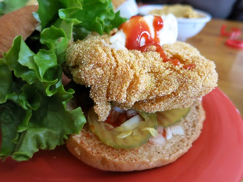 Souley Vegan - Crispy Sandwich