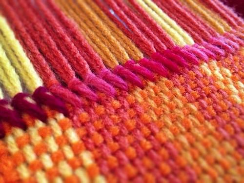 Hem stitch