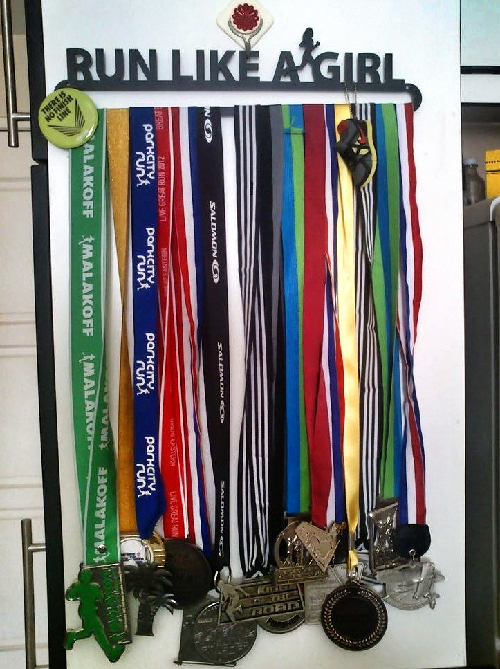 Fairy's Race Medals 2011-12